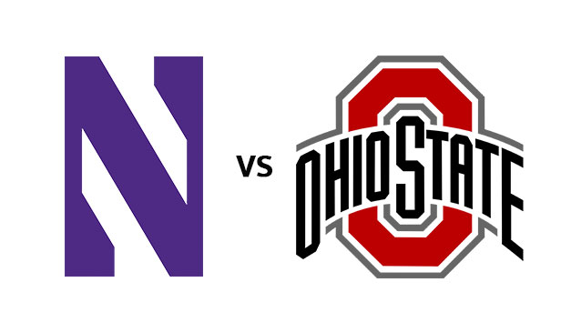 Northwestern vs Ohio State