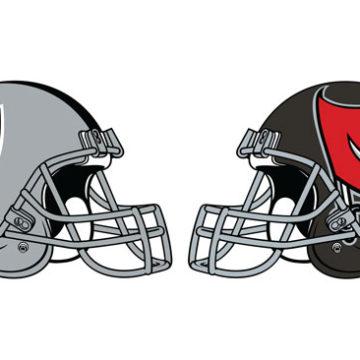 Oakland Raiders at Tampa Bay Buccaneers