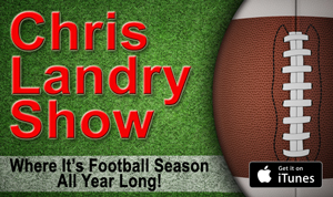 The Chris Landry Show is now available on iTunes