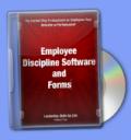 free employee discipline form