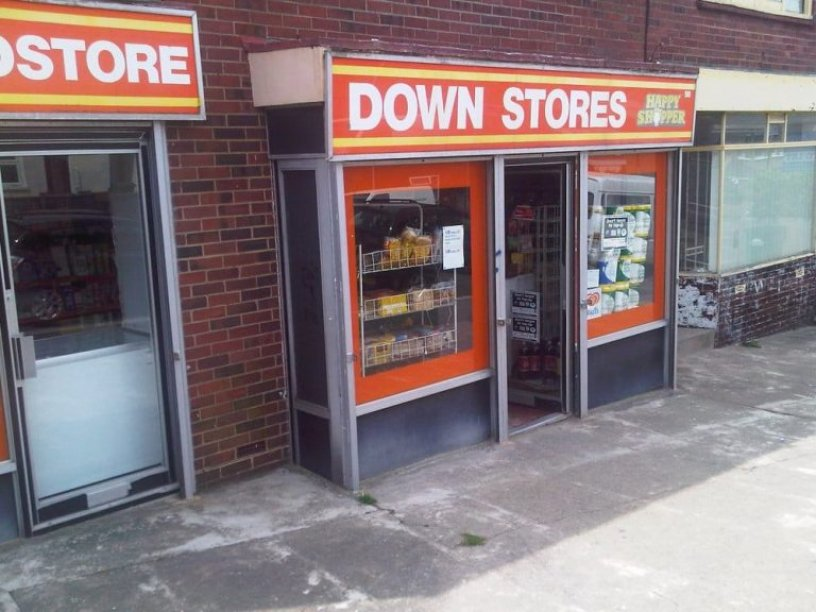 Down Stores