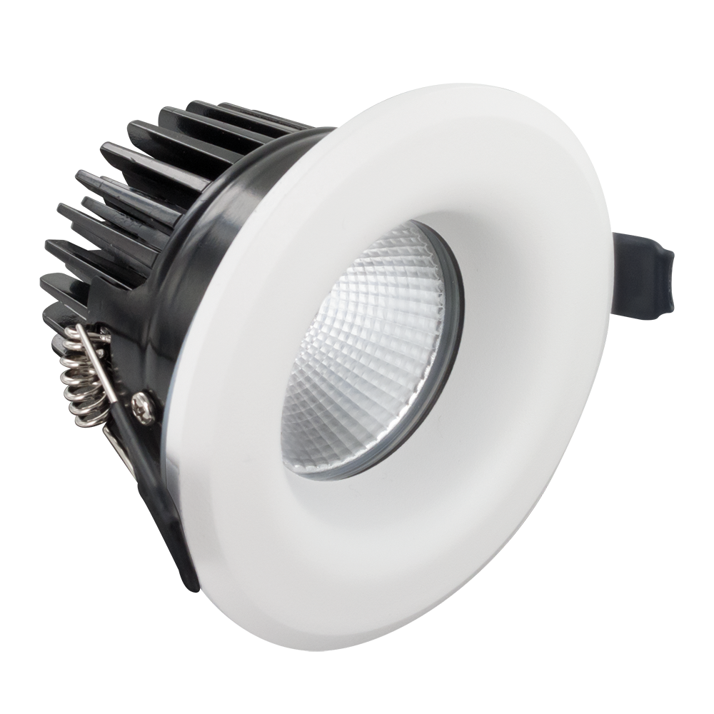 Fire Rated Down Light - Type 4503BD - IP65 - 12W - Dimmable for Downlight Led Png  34eri