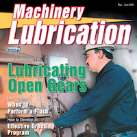 Machinery Lubrication Article on Airless Spray