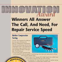 Lincoln Receives Innovation Award From Professional Tool and Equipment