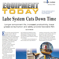 Equipment Today Article Features Two Satisfied Lincoln Customers