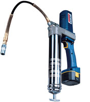12-Volt PowerLuber Grease Guns Upgraded