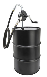 Lincoln Adds New Rotary Drum Pumps
