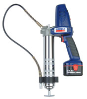 New PowerLuber 14.4 Battery-Operated Grease Gun