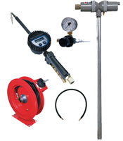 Model 4482 Pump, Reel and Meter Package.