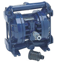 New Air-operated Diaphragm Pumps