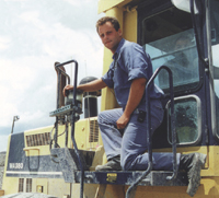 Coy Badeaux, Bear Industries, Port Allen, Louisiana