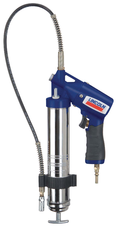 Grease Guns: PowerLuber; Cordless Battery Powered