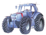 Lubrication Systems for Tractors