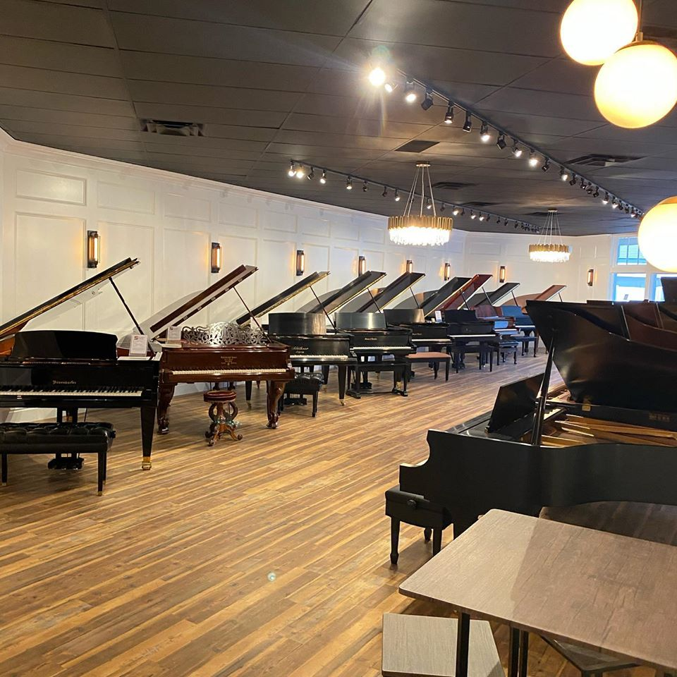 Living Pianos Showroom