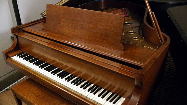Baldwin Howard Baby Grand 48858 Living Pianos