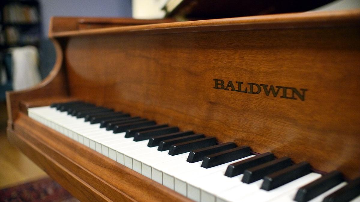 Baldwin Model M Baby Grand Piano 167452