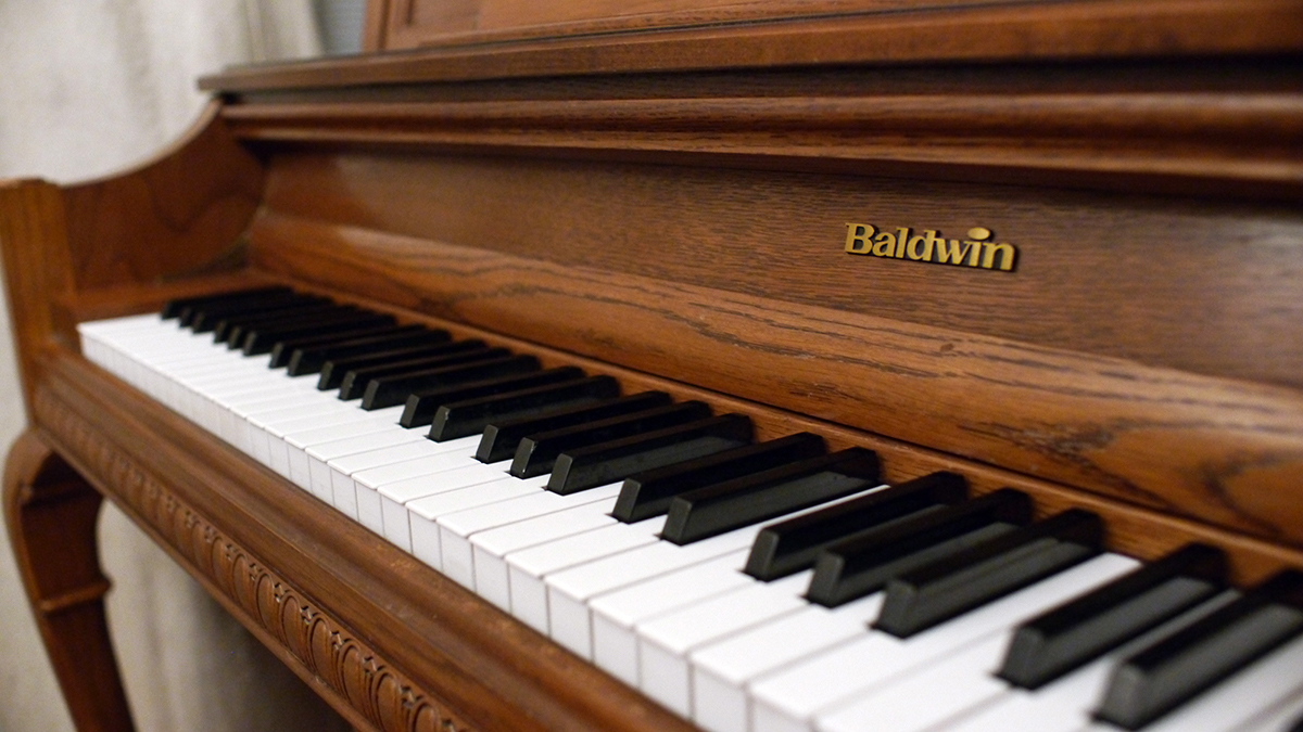 Baldwin Hamilton Upright Piano Made In U S A 432273