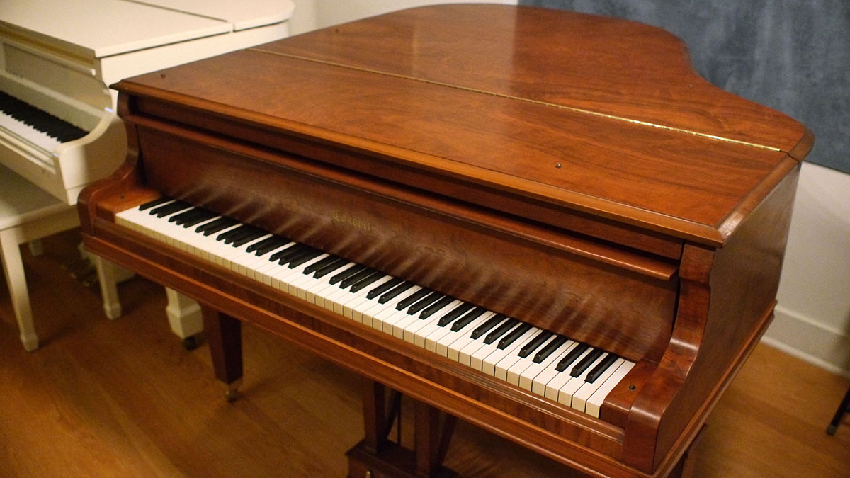 Conover baby grand piano 297631 for What size is a baby grand piano
