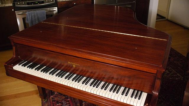 Knabe Baby Grand Piano 102920