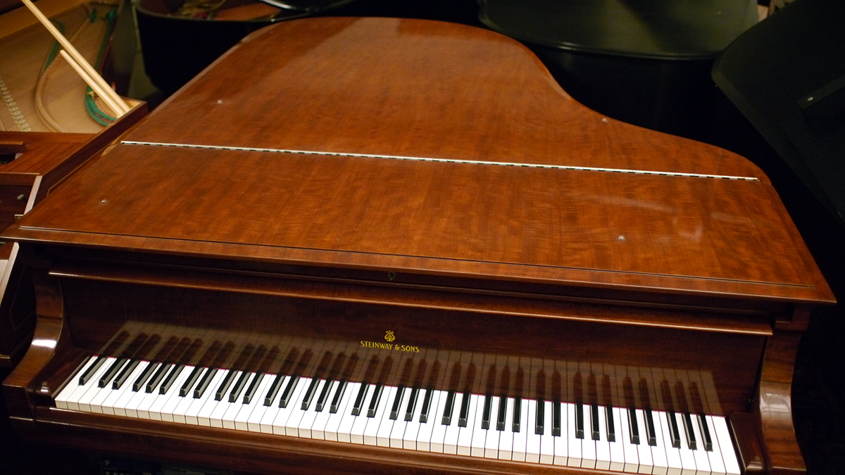 Steinway Rosewood Stretch A Grand Piano 219752