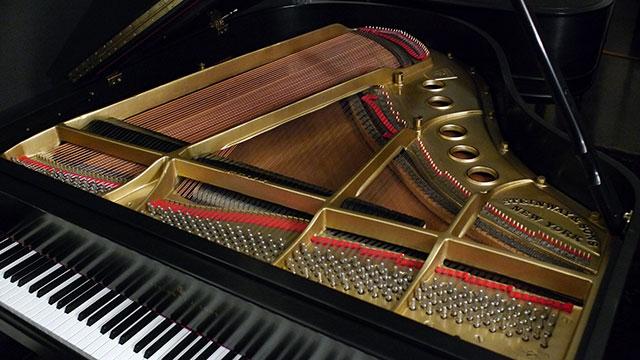 Steinway Baby Grand Piano Model S 327916