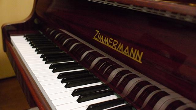 Bechstein Zimmermann Baby Grand 376362