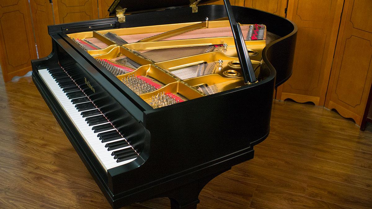 Vintage Baldwin Baby Grand Piano