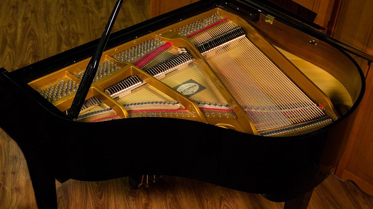 Used Baldwin Hamilton Baby Grand Piano For Sale Piano Store
