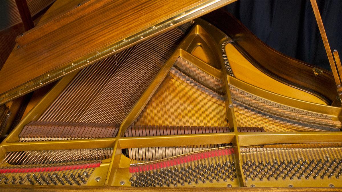 Baldwin Howard Designer Baby Grand Piano For Sale
