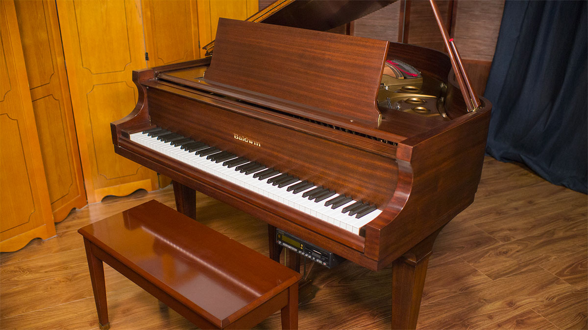 Used Baldwin Baby Grand with PianoDisc System for Sale ...