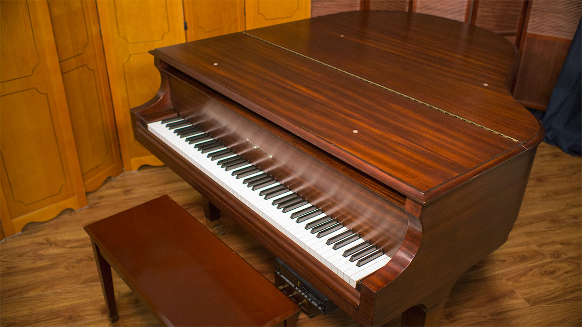 Used Baldwin Baby Grand With Pianodisc System For Sale