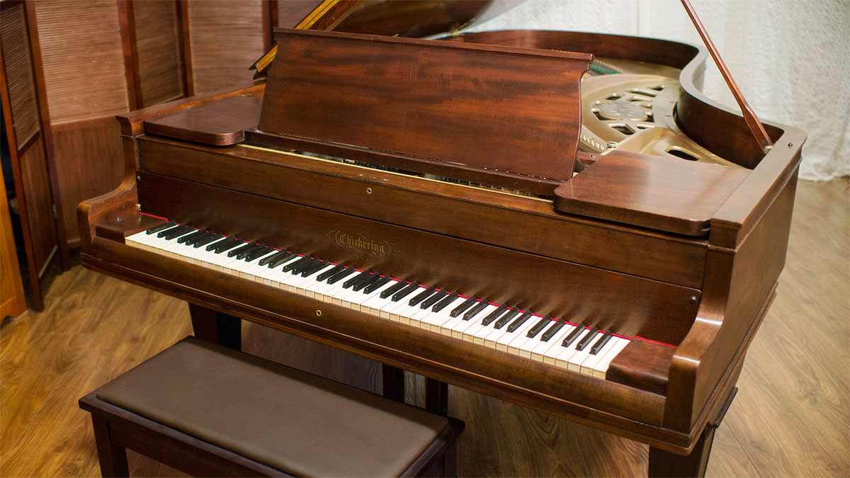 Chickering piano serial number lookup