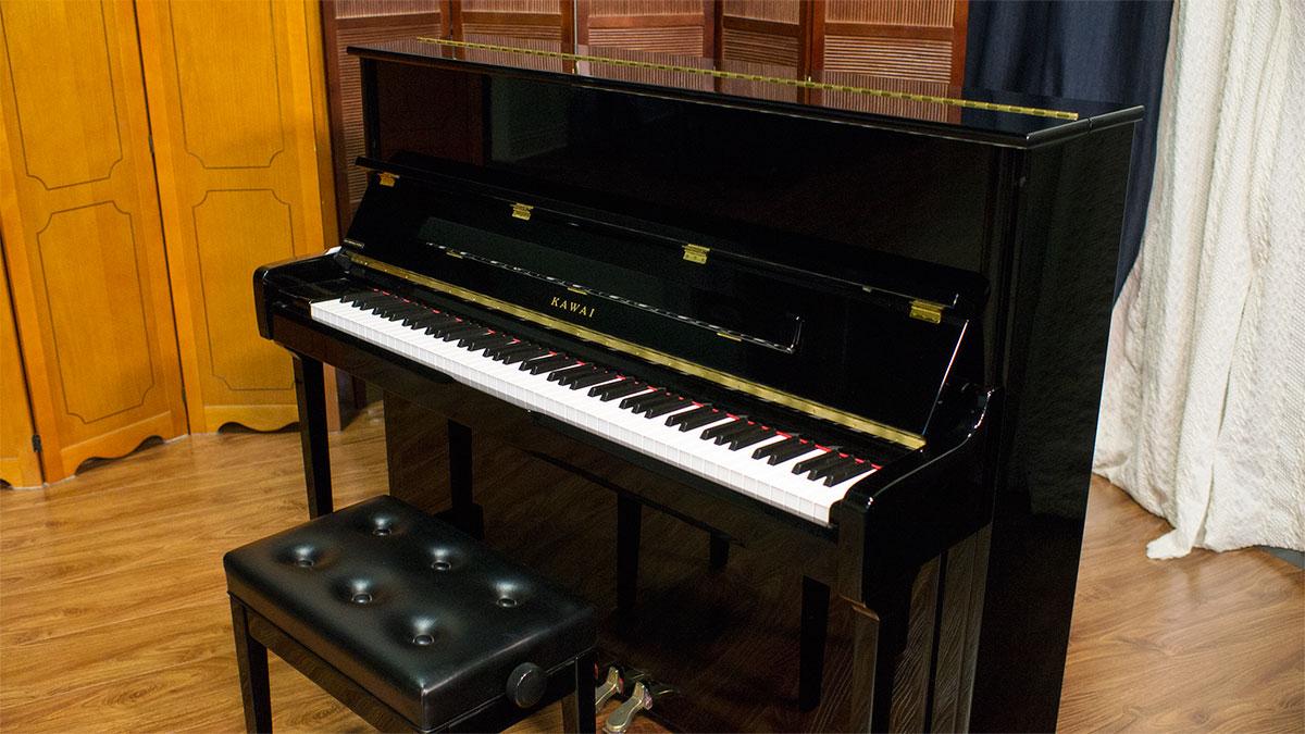 Kawai K 3 Studio Upright Piano 2557347