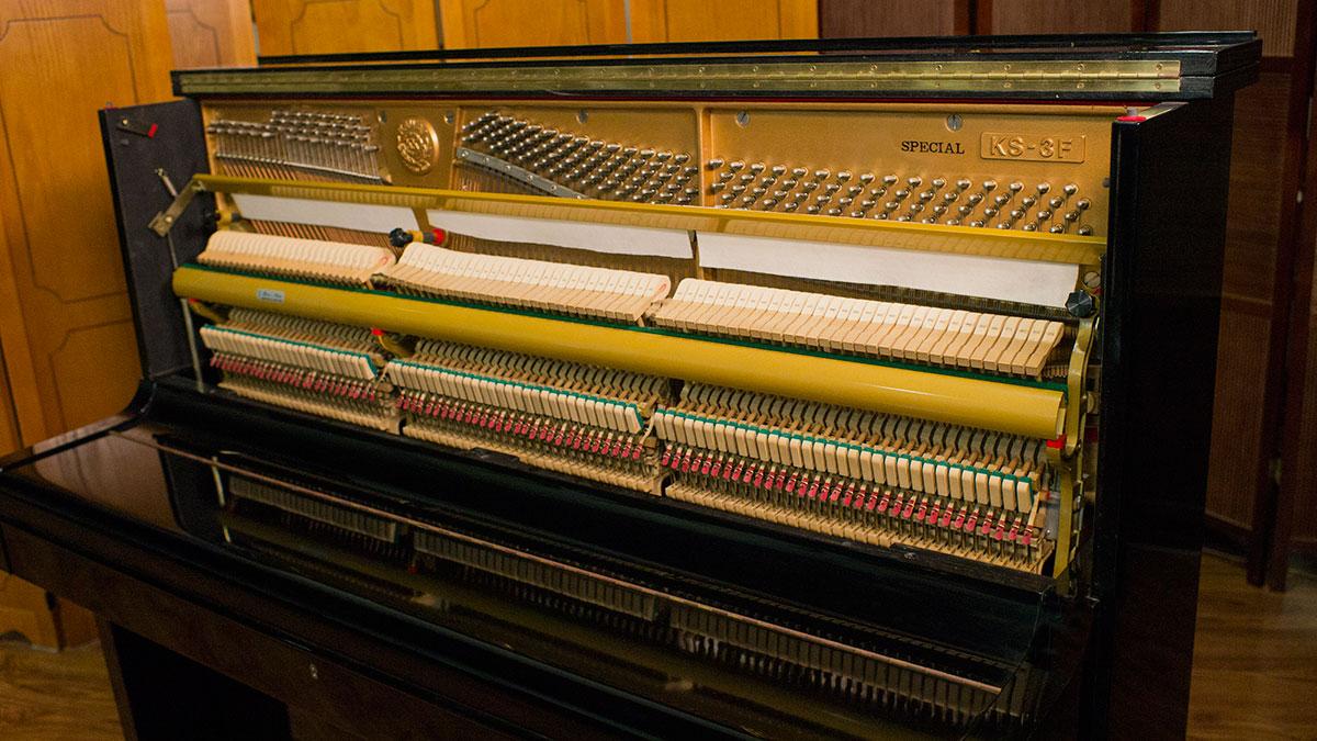 Kawai Upright Piano >> Used Kawai Upright Piano for Sale - Living Pianos