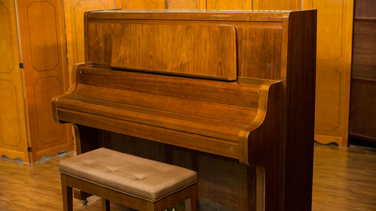 Used Kawai Upright Piano for Sale - Living Pianos
