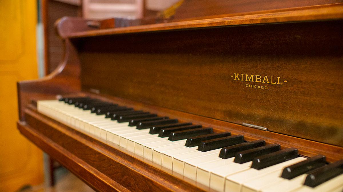 Kimball Baby Grand Piano 128320