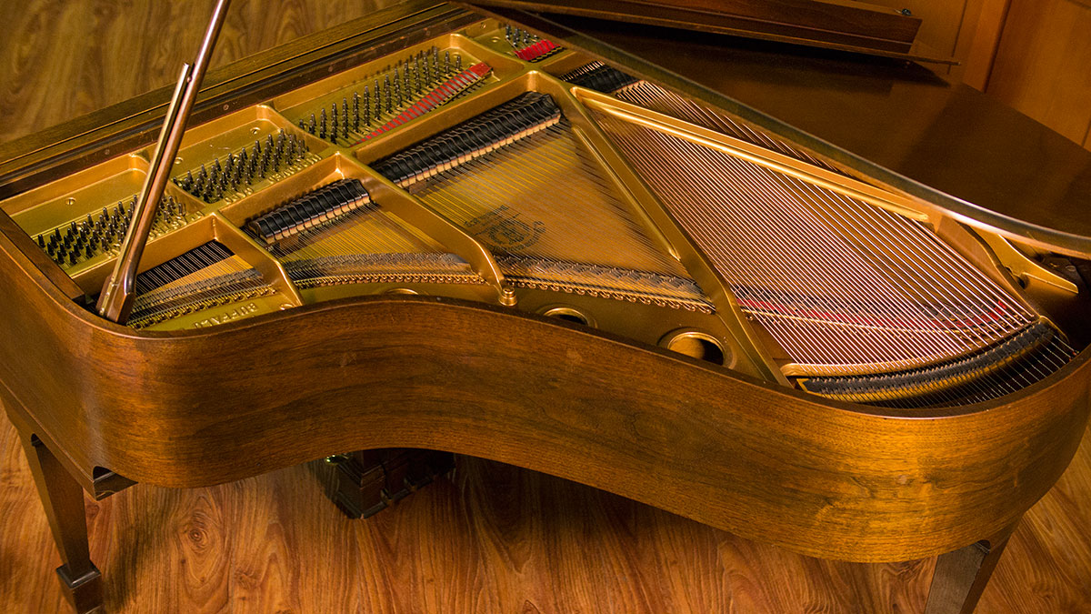 Used Kurtzmann Usa Made Baby Grand Piano For Sale Piano Store