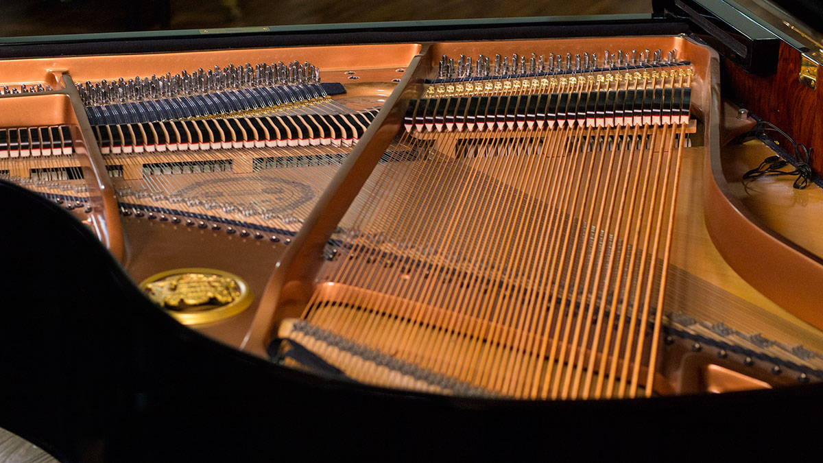 Perzina Art Case Player Baby Grand Piano For Sale