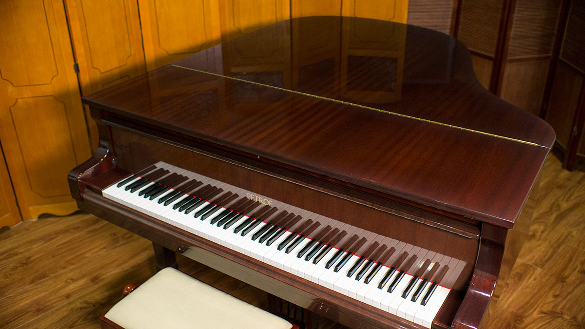 Petrof Grand Piano For Sale Living Pianos Used Piano Store