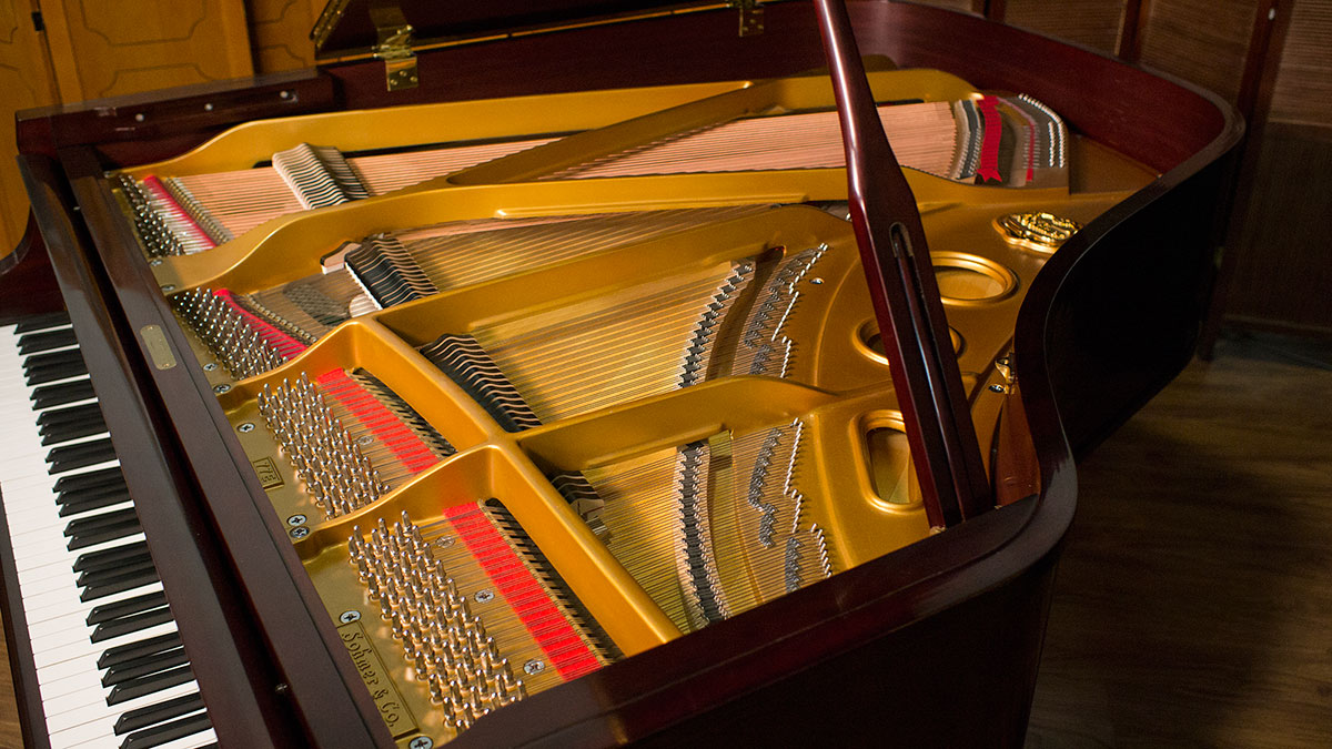 Used Sohmer Player Grand Piano For Sale Living Pianos