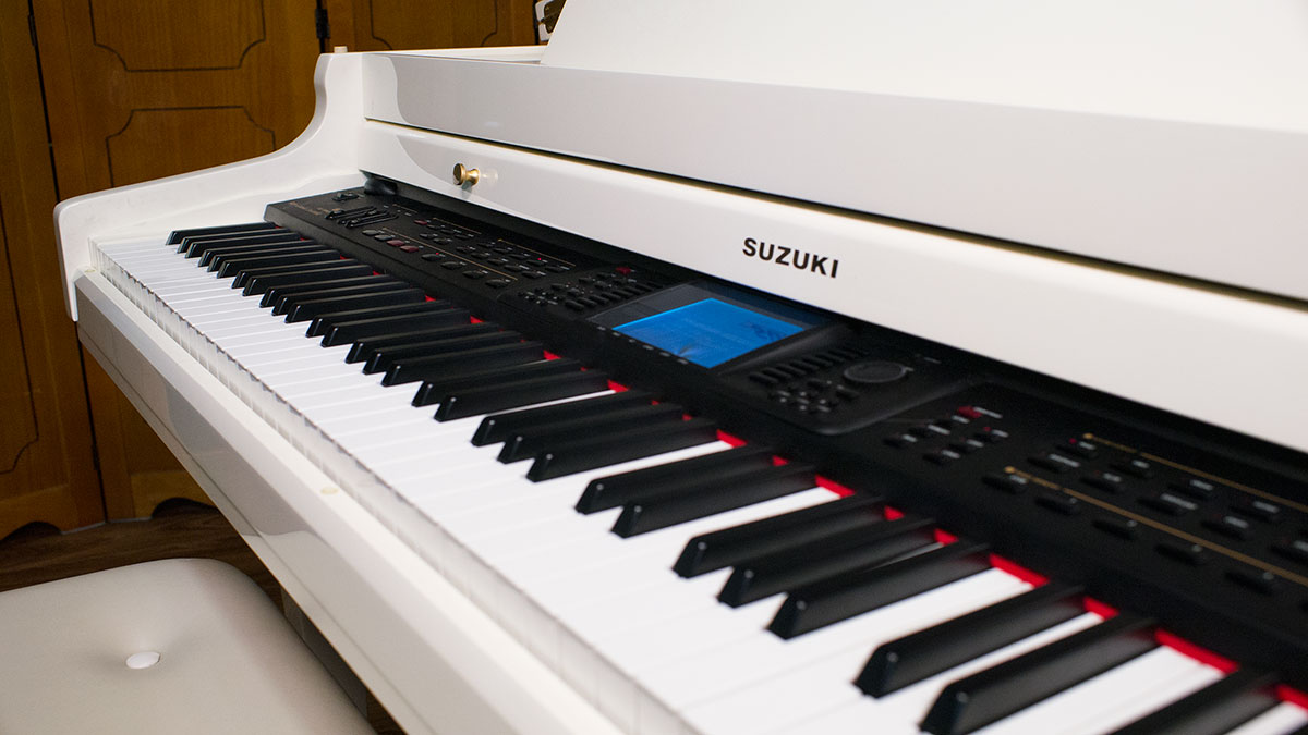 Suzuki Digital Grand Player Piano