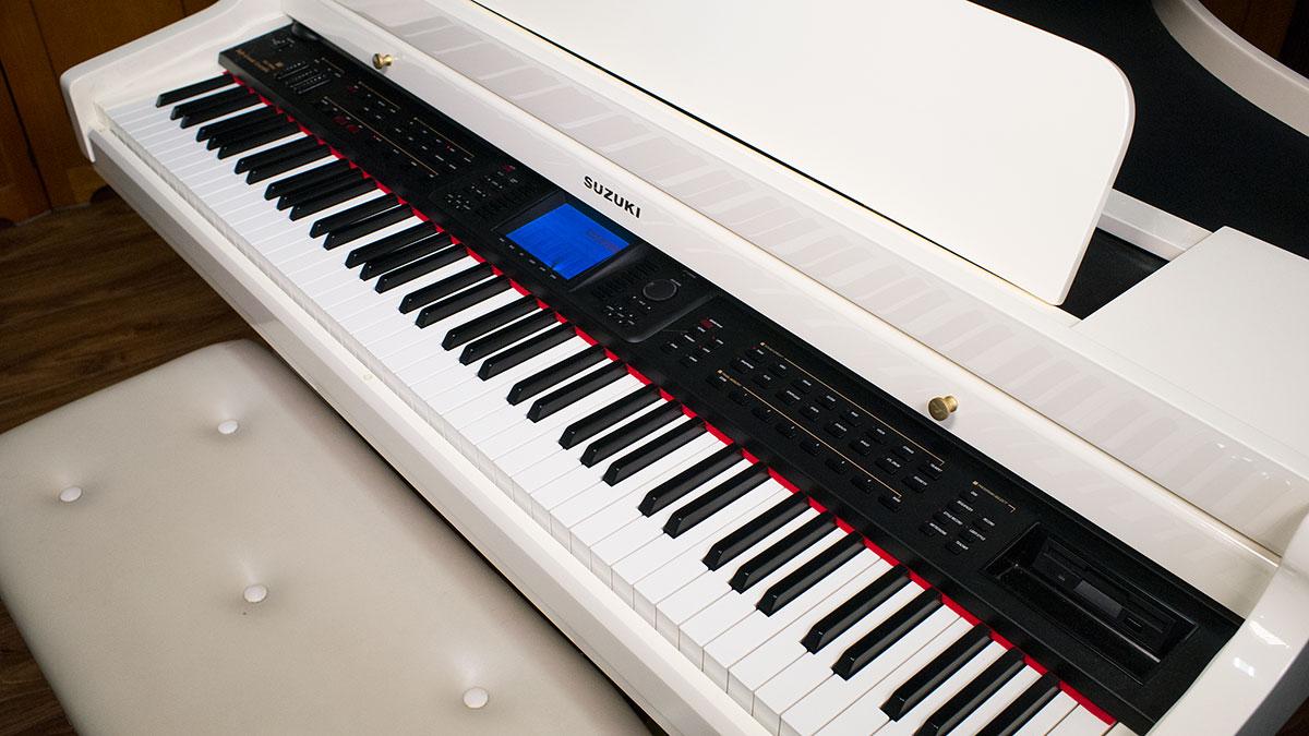 Suzuki Digital Baby Grand Piano Ensemble HG-500ex