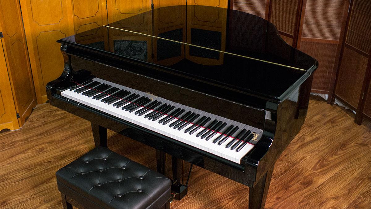 New Weber W150 Baby Grand Piano