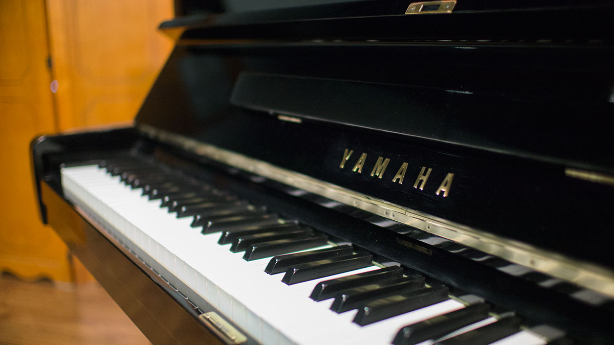 Yamaha model u1 upright piano living pianos 10007002 for 1970 yamaha upright piano