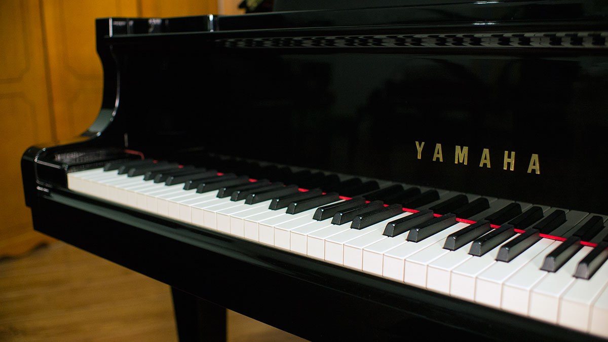 yamaha grand piano c3 - photo #41