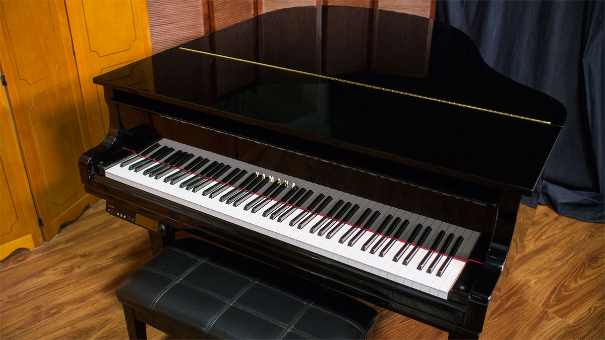 Used Yamaha Disklavier Baby Grand Piano For Sale Yamaha