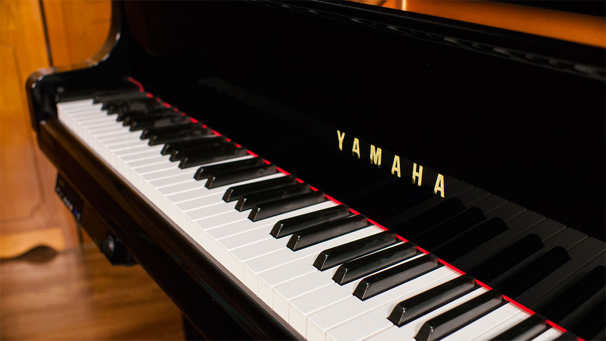 Used Yamaha Disklavier Baby Grand Piano For Sale Yamaha