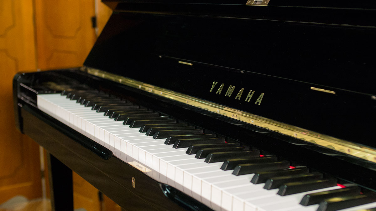 Used yamaha u1 upright piano for sale online piano store for Yamaha store online