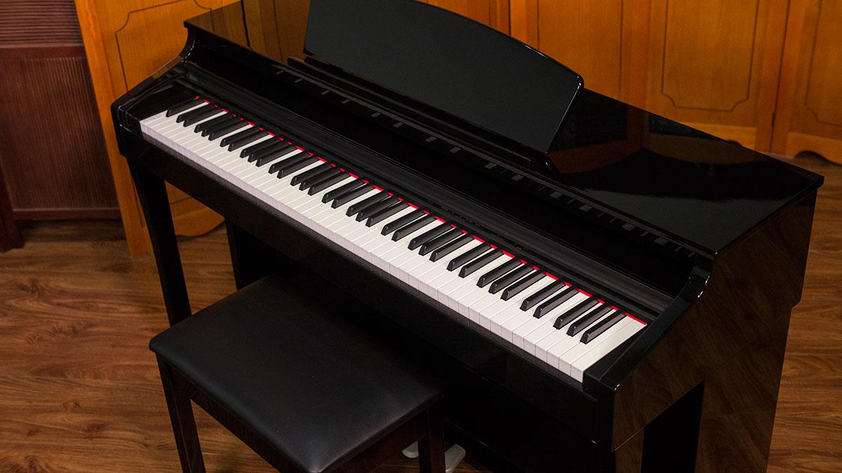 artesia digital piano ap 120e for sale online piano store. Black Bedroom Furniture Sets. Home Design Ideas
