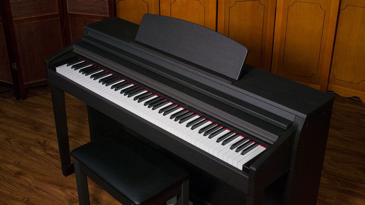 new artesia digital piano model dp150e online piano store. Black Bedroom Furniture Sets. Home Design Ideas
